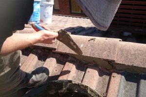 Roof Bedding and Pointing Repair 6